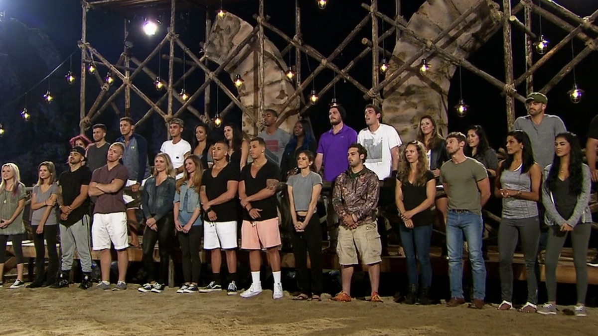 the challenge battle of the bloodlines cast members