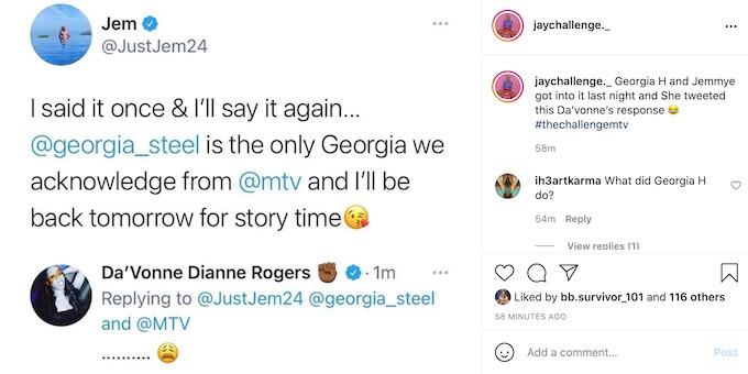challenge insider on jemmye carroll georgia situation