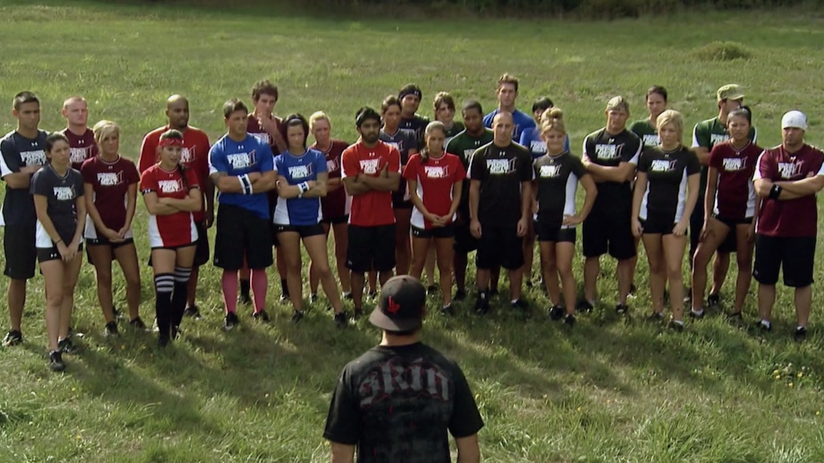 the challenge season 19 cast members with tj lavin