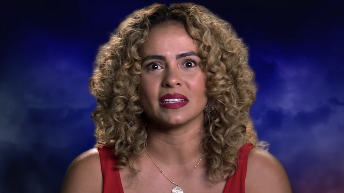 the challenge all stars jisela delgado during confessional interview first episode
