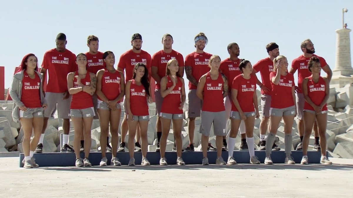 cast members for the challenge season 31 daily mission