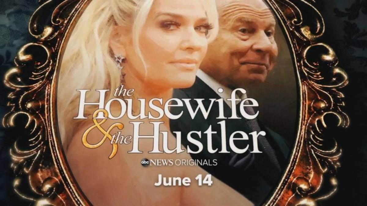 Erika Jayne and Tom Girardi in The Housewife and The Hustler