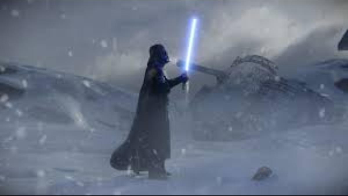 Darth Vader with Lightsaber