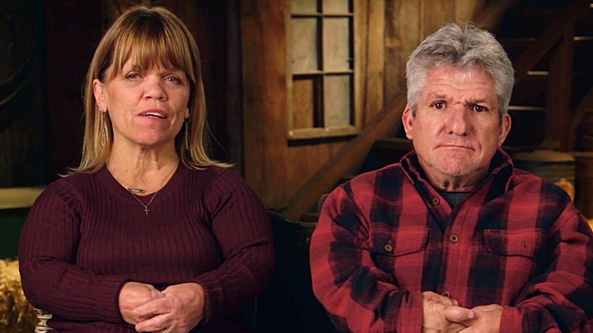 Amy and Matt Roloff of LPBW