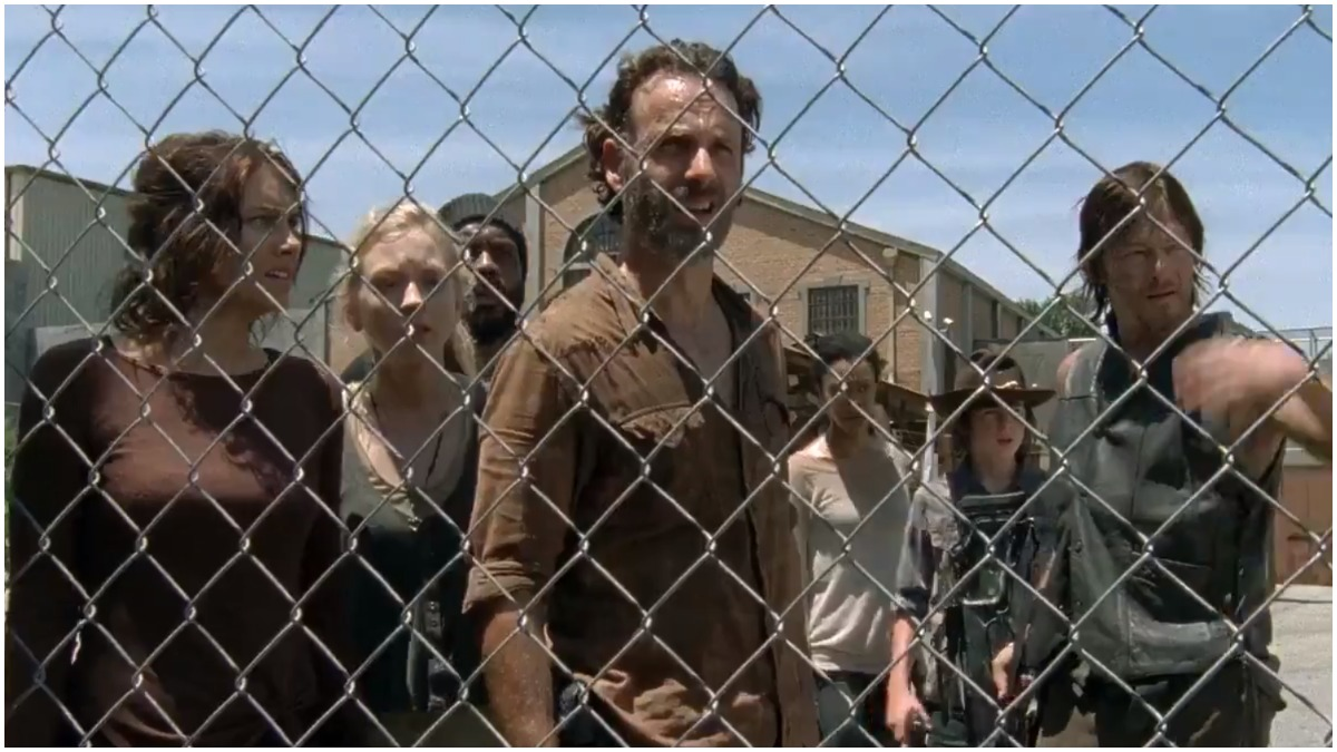 Andrew Lincoln stars as Rick Grimes, as seen in the trailer for Season 11 of AMC's The Walking Dead