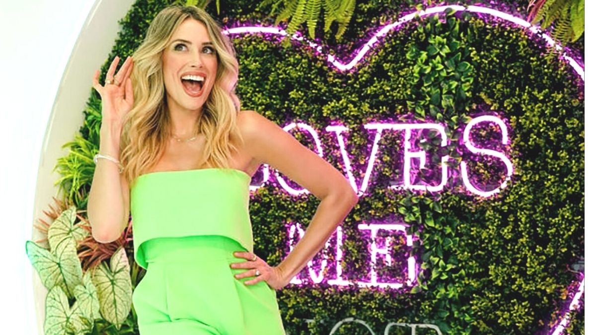 Arielle Vandenberg host of Love Island USA: Here's what you need to know about her