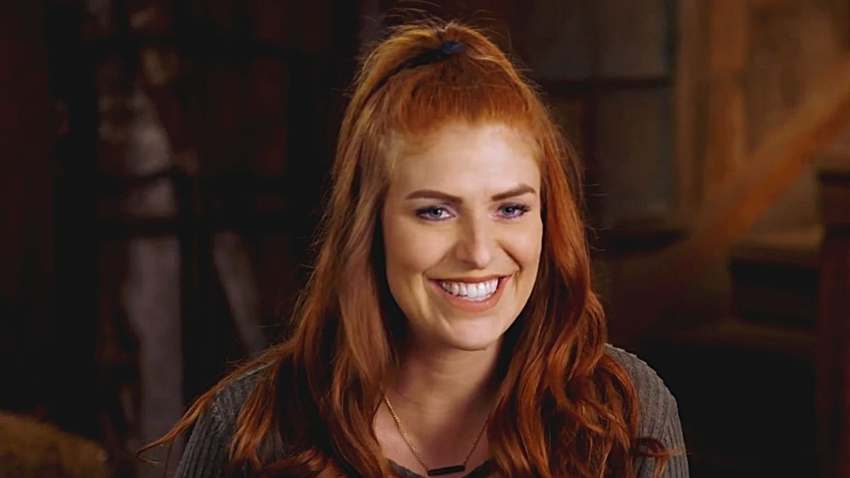 Audrey Roloff formerly of LPBW