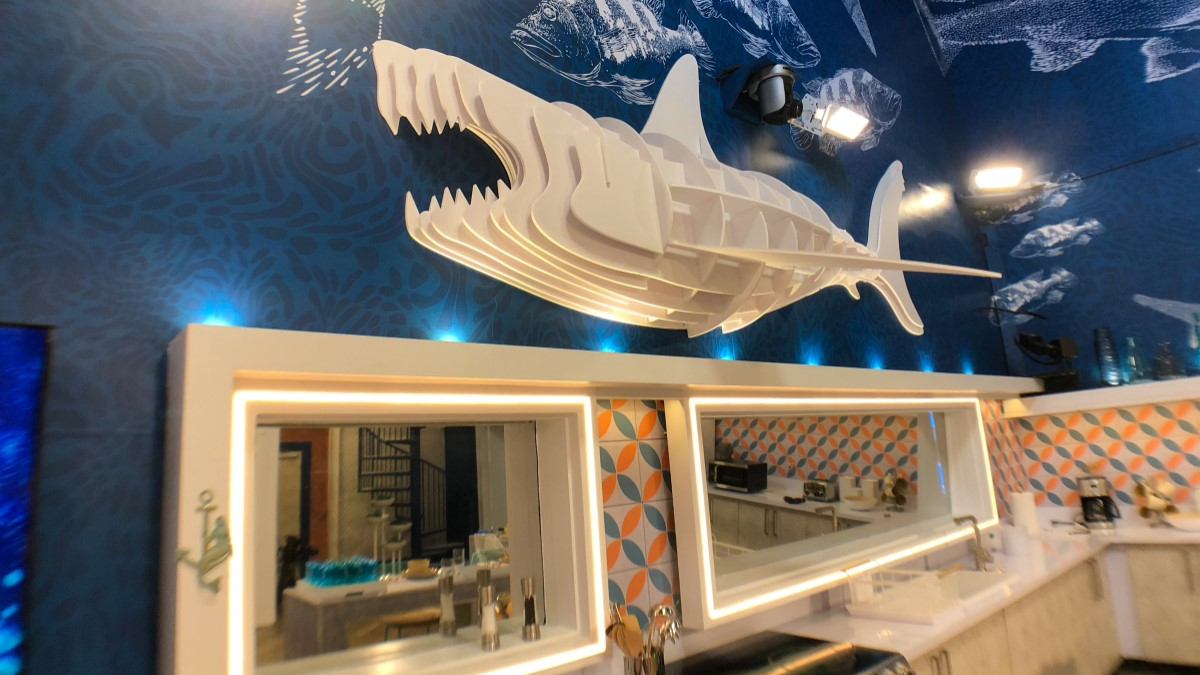 BB23 Sharks Kitchen