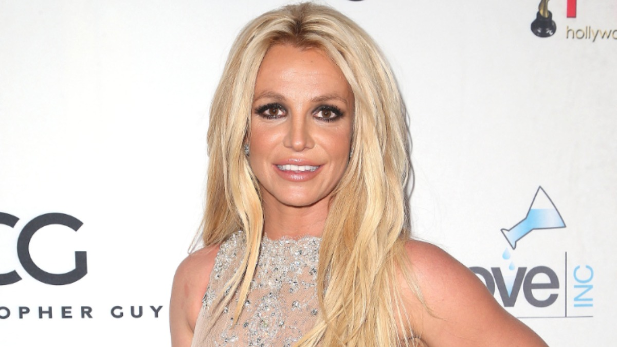 Britney Spears red carpet photo