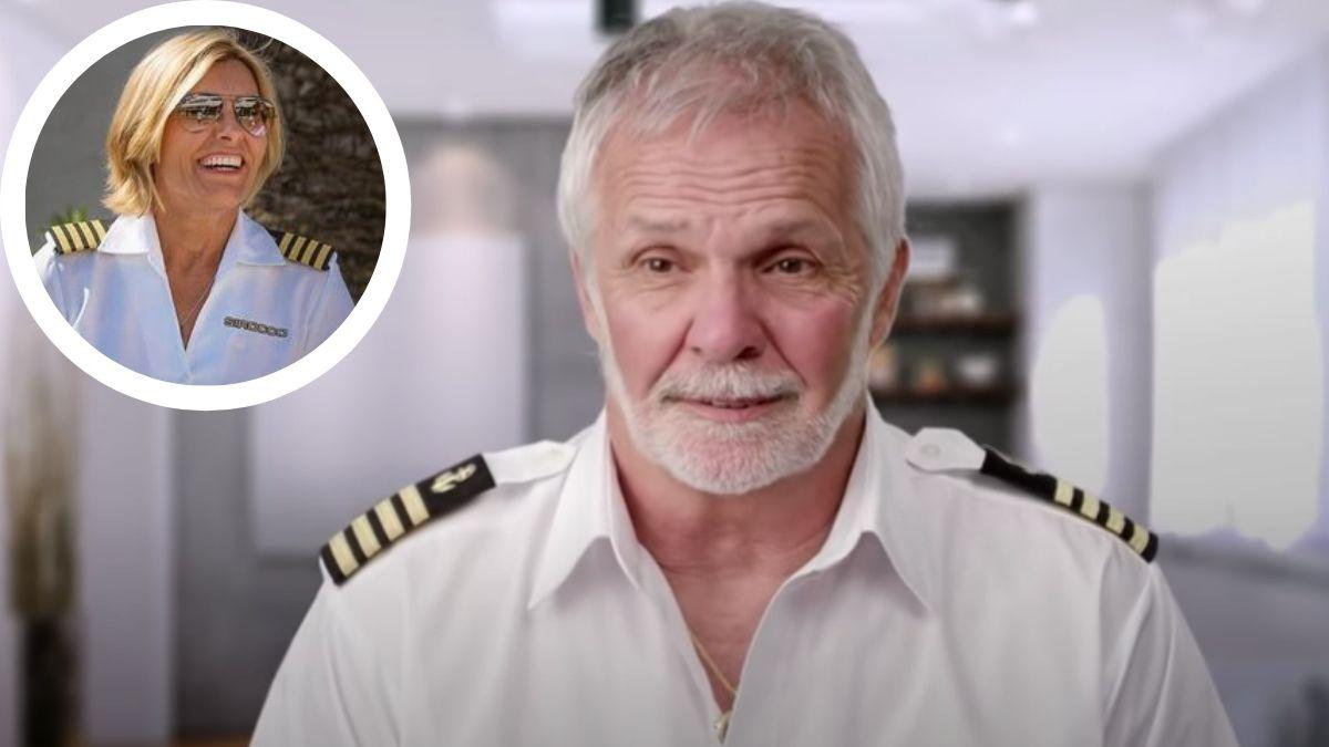Captain Lee from Below Deck calls Below Deck Med's Captain Sandy a trailblazer.