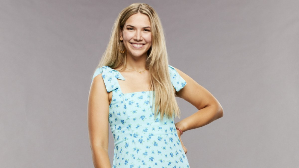 Claire Rehfuss BB23 Cast Photo