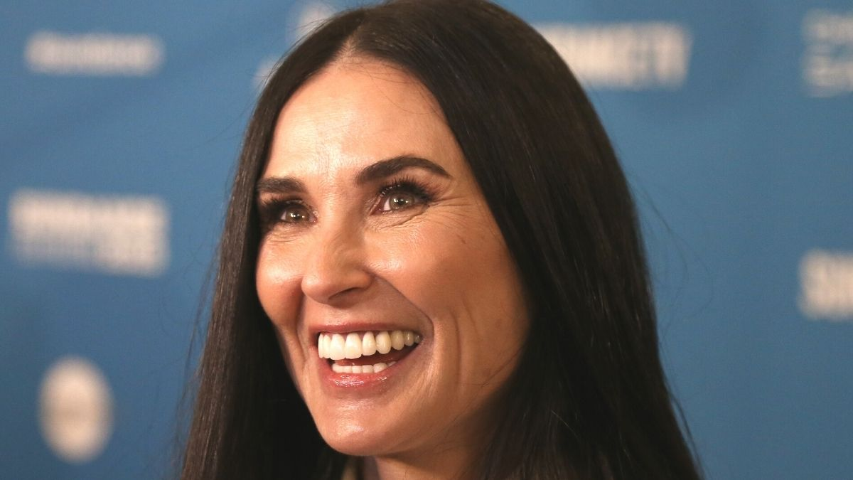 Image of actor Demi Moore.