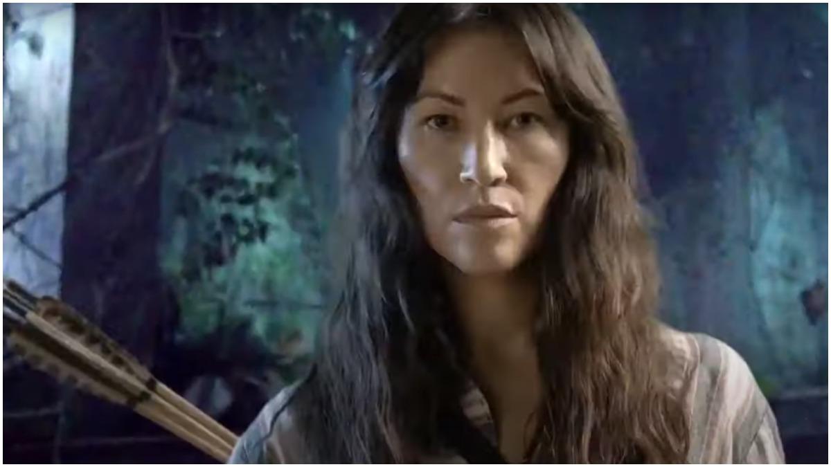 Eleanor Matsuura stars as Yumiko, as seen in the latest trailer for Season 11 of AMC's The Walking Dead