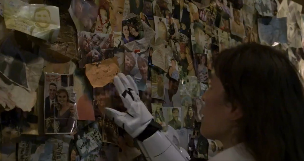 Eleanor Matsuura stars as Yumiko, as seen in the Season 11 trailer for AMC's The Walking Dead
