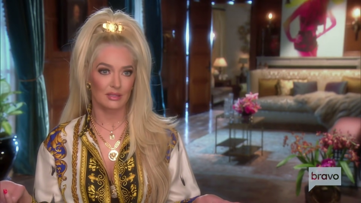 Erika Jayne on Real Housewives of Beverly Hills