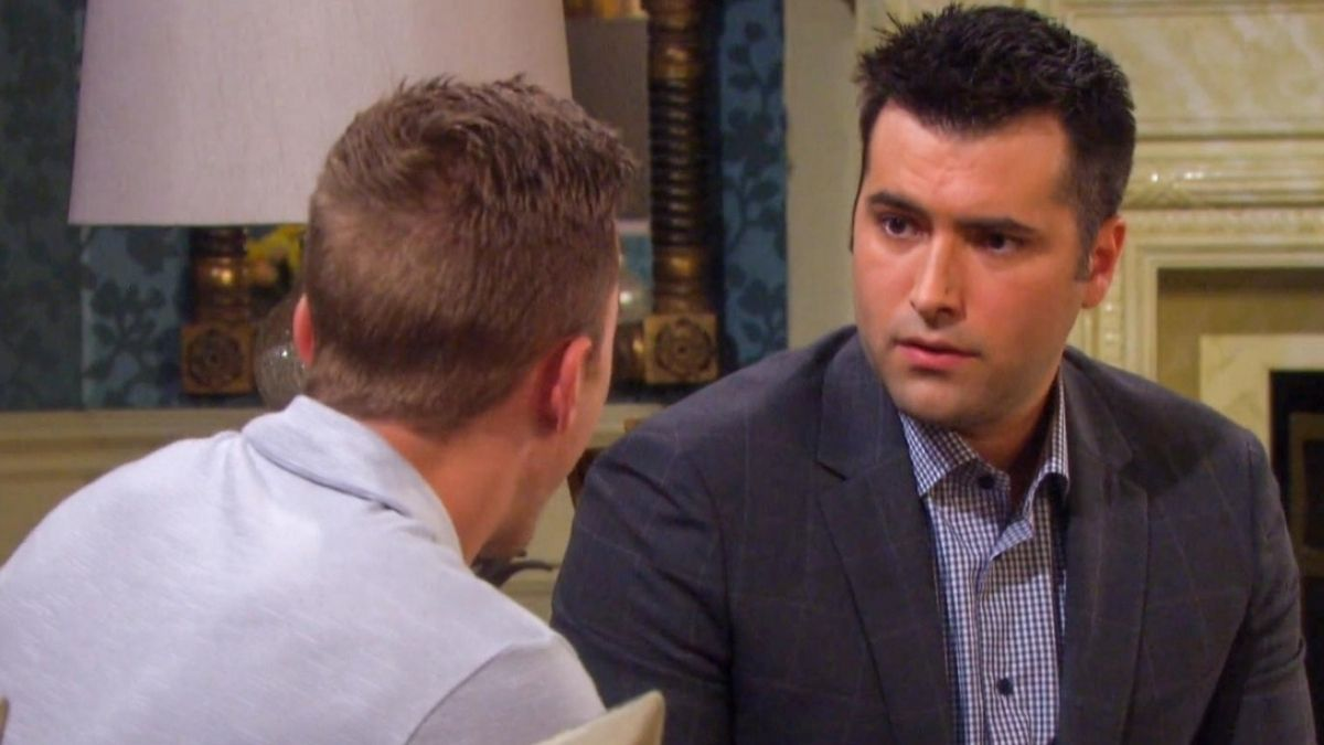 Freddie Smith reveals if he will return to Days of our Lives as Sonny Kiriakis.