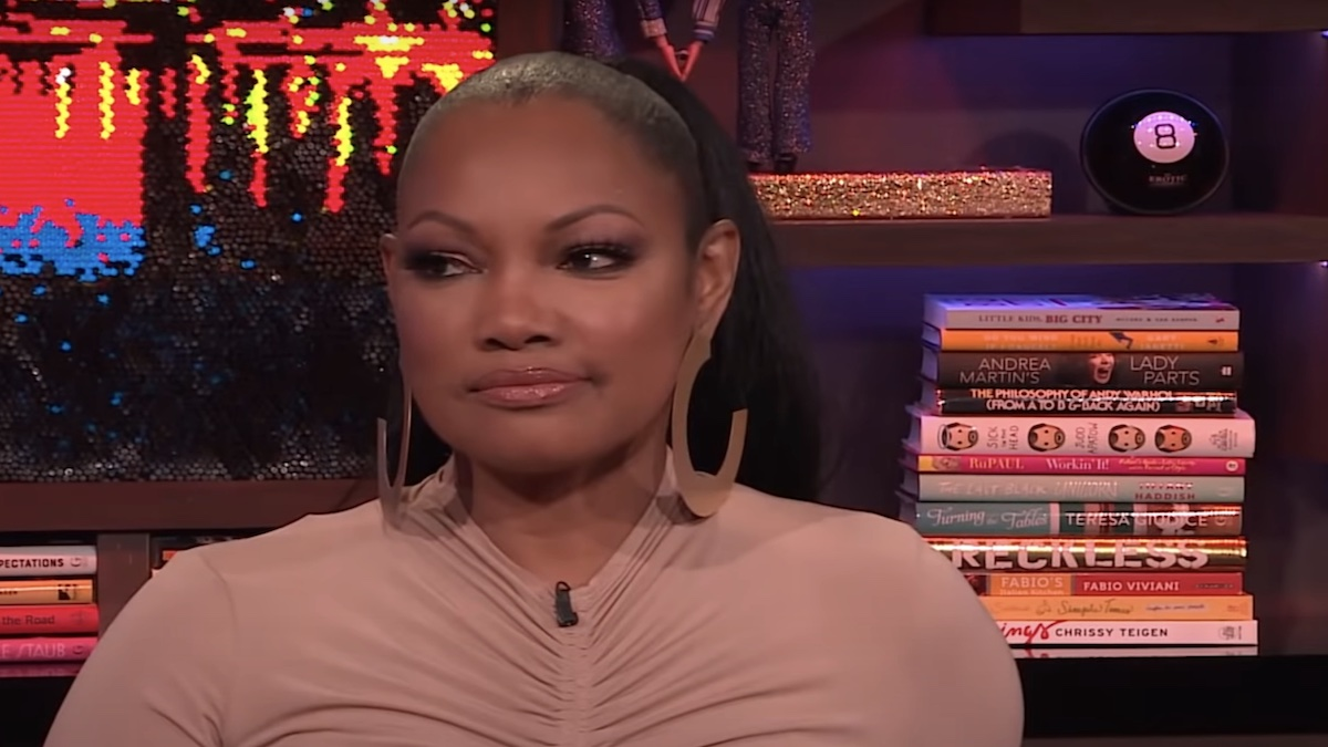 Garcelle Beauvais on WWHL