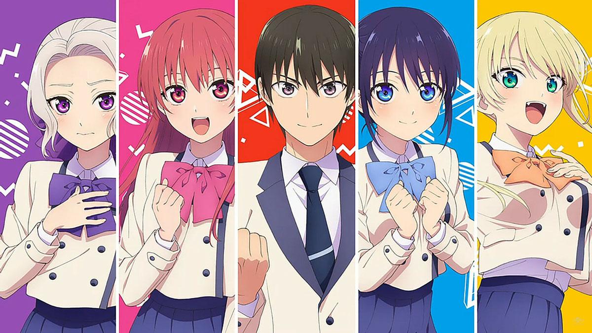 Girlfriend, Girlfriend 2 anime