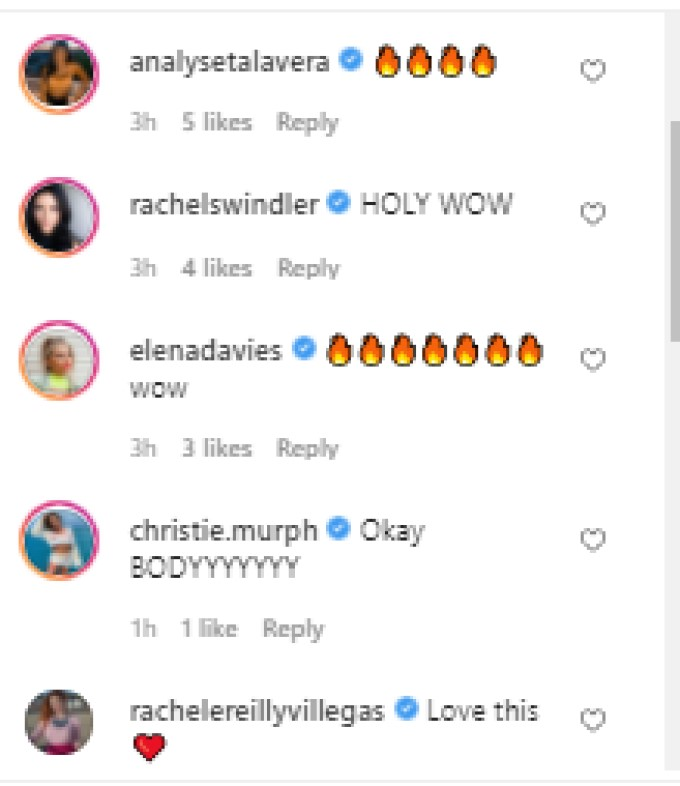 Holly Fan Comments