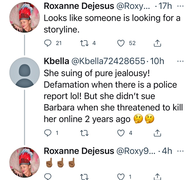 Briana DeJesus's mom Roxanne speaks out after Kailyn Lowry lawsuit