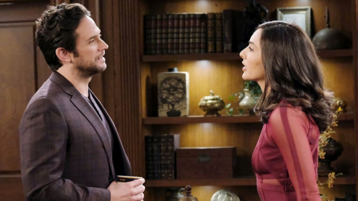 Days of our Lives spoilers tease Jake and Gabi get the goods on Sami and Lucas.