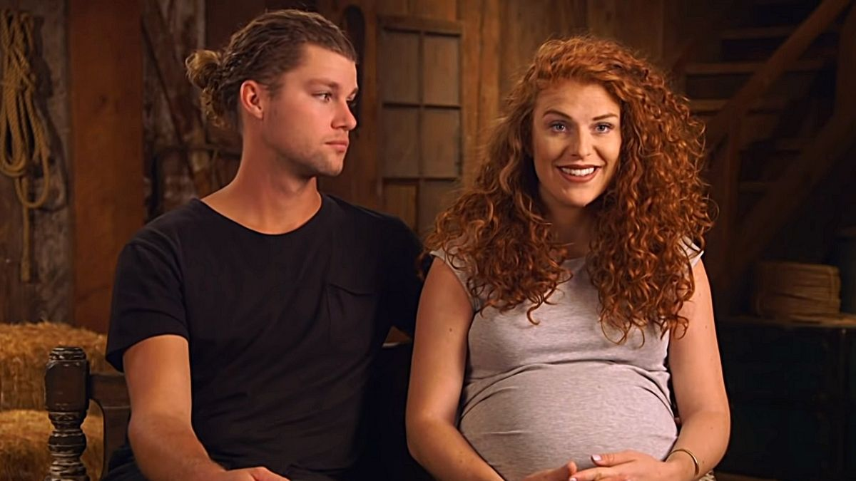 Jeremy and Audrey Roloff formerly of LPBW