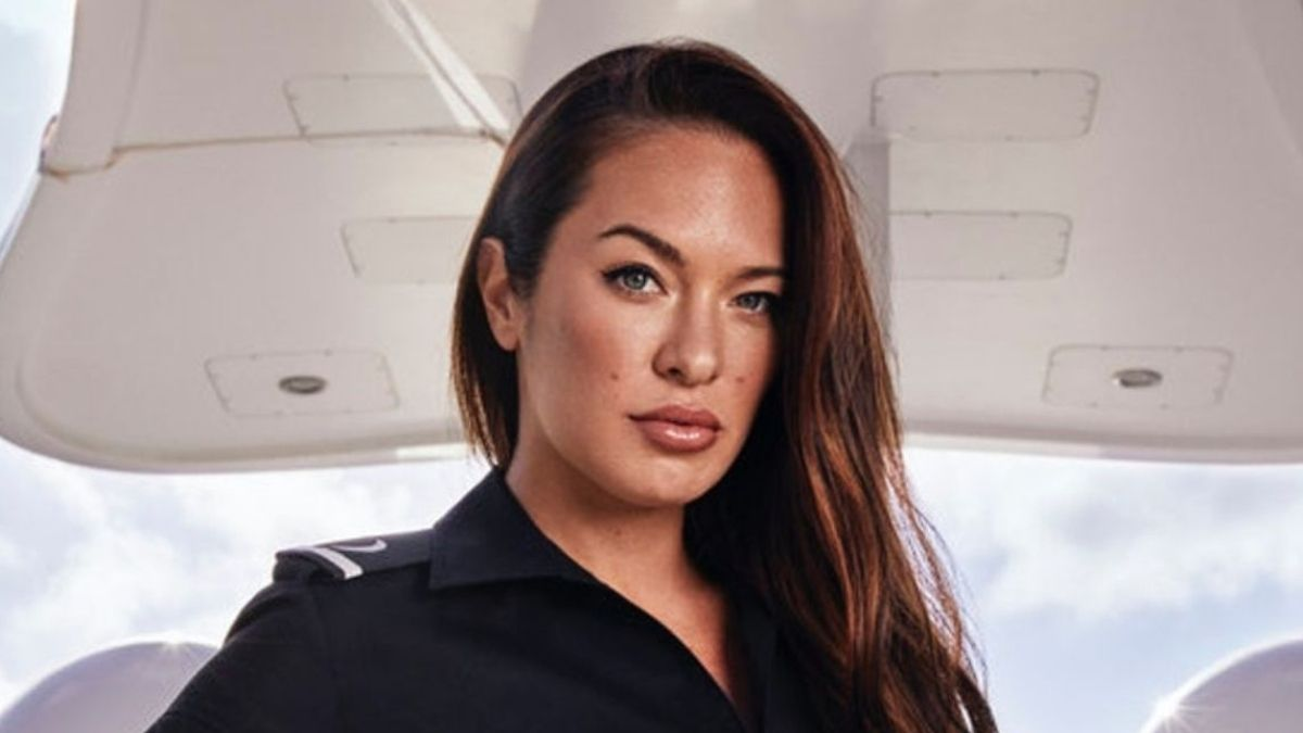 Jess More from Below Deck Mediterranean talks sexual essence and body shaming.