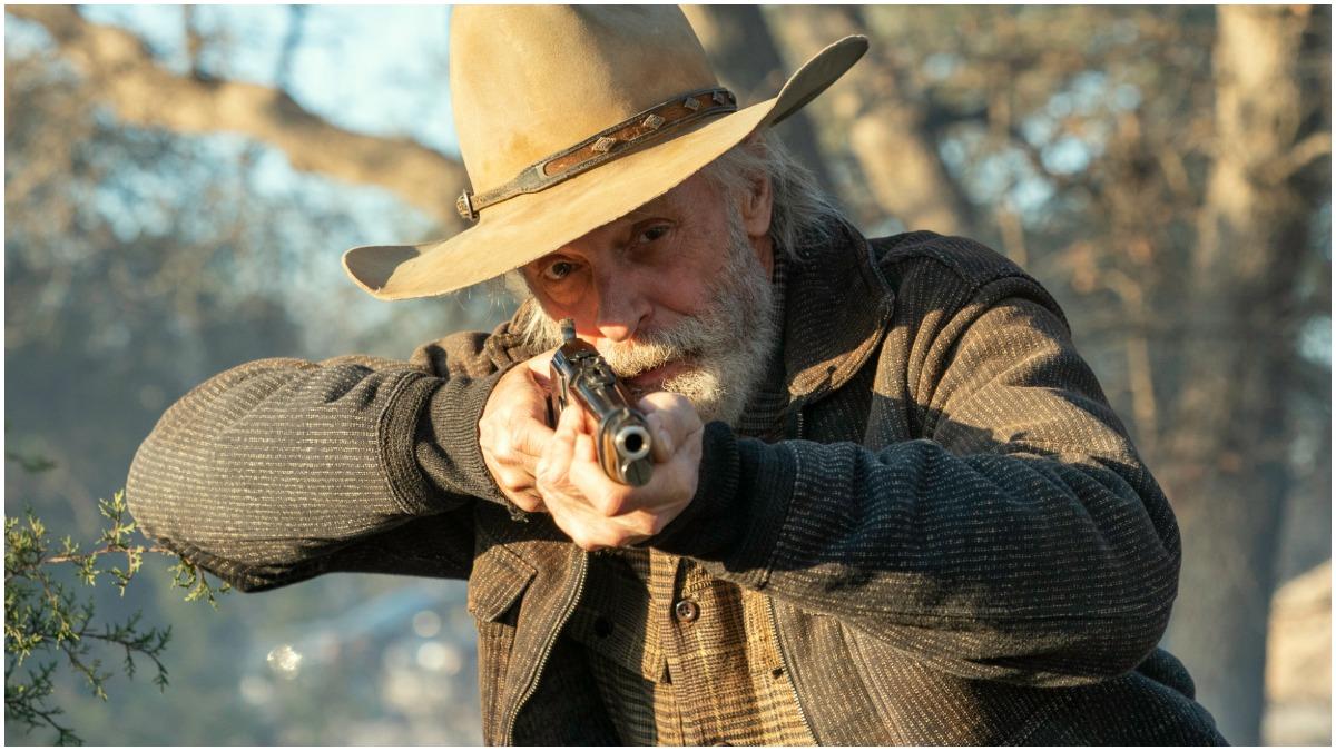 Keith Carradine stars as John Dorie Sr., as seen in Episode 13 of AMC's Fear the Walking Dead Season 6