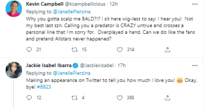 Kevin And Jackie Twitter