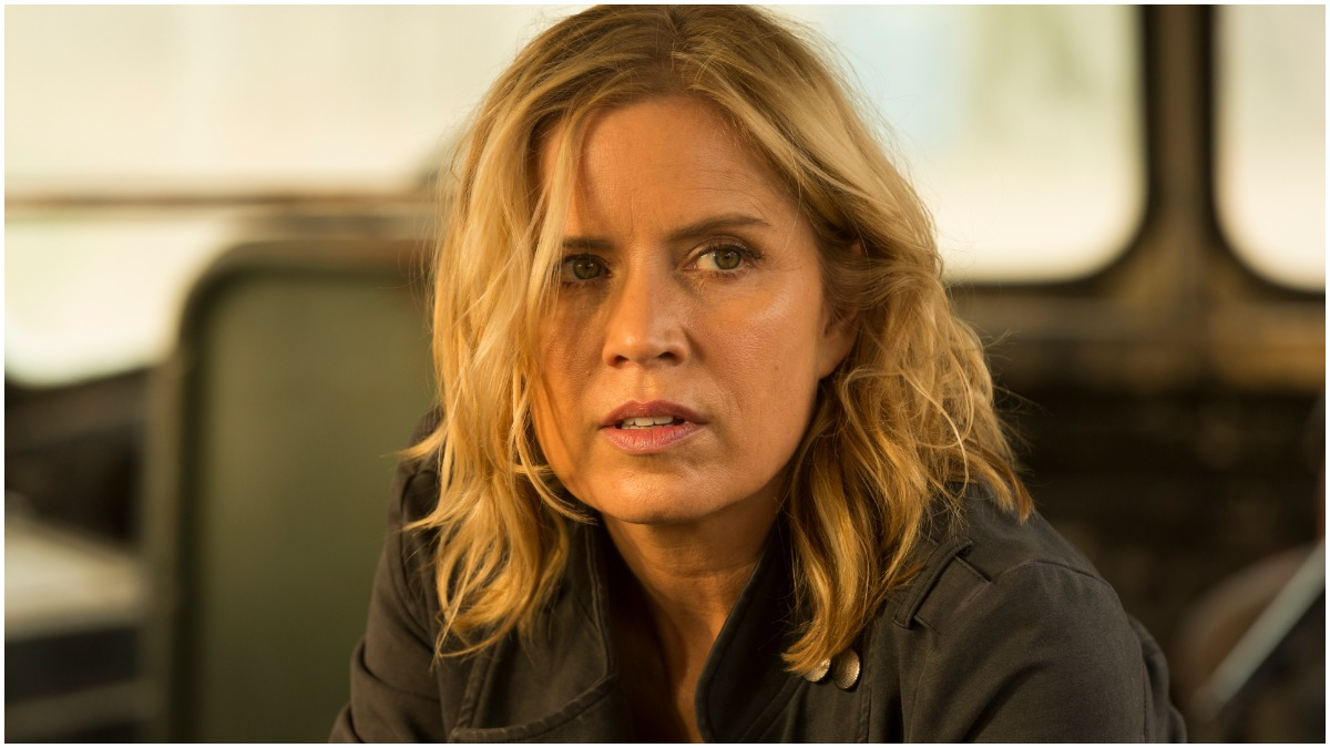 Kim Dickens stars as Madison Clark, as seen in Episode 15 of AMC's Fear the Walking Dead Season 2