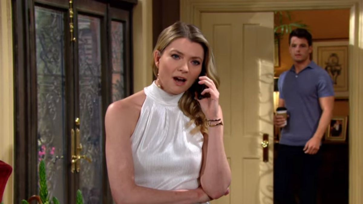The Young and the Restless spoilers tease Kyle overhears Tara's talk with Sally.