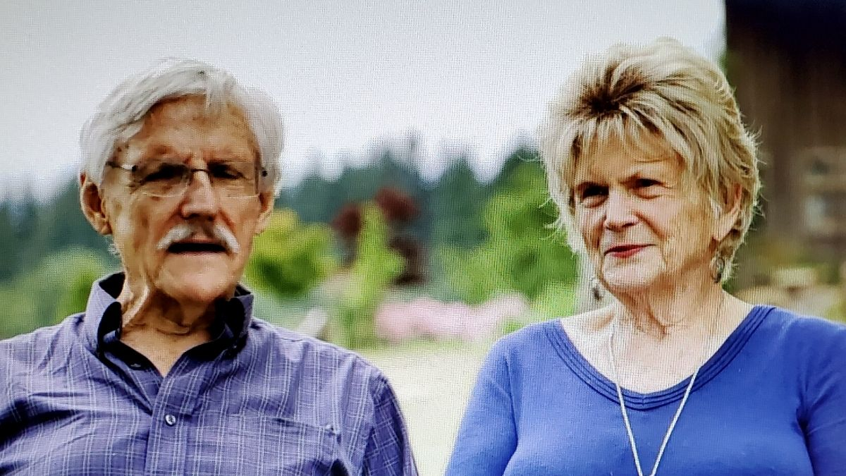 Matt Roloff's parents Ron and Peggy on LPBW on TLC