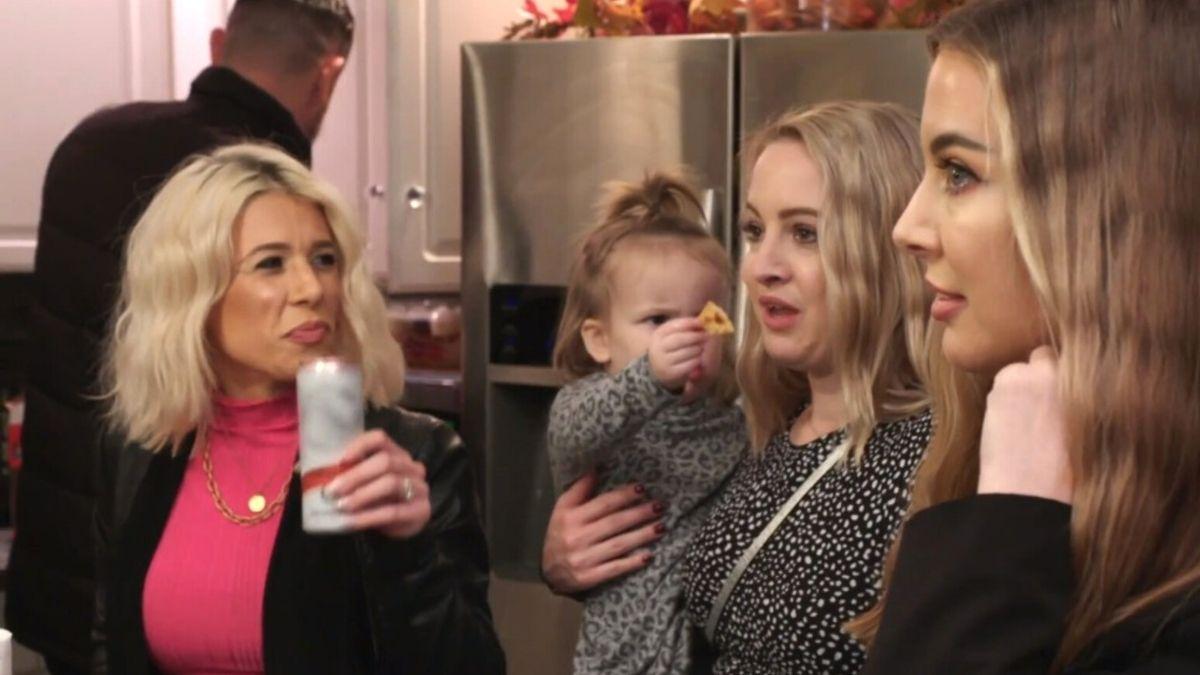 Meg, Elizabeth and Jen Potthast