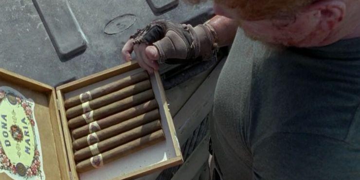 Michael Cudlitz stars as Abraham, as seen in AMC's The Walking Dead