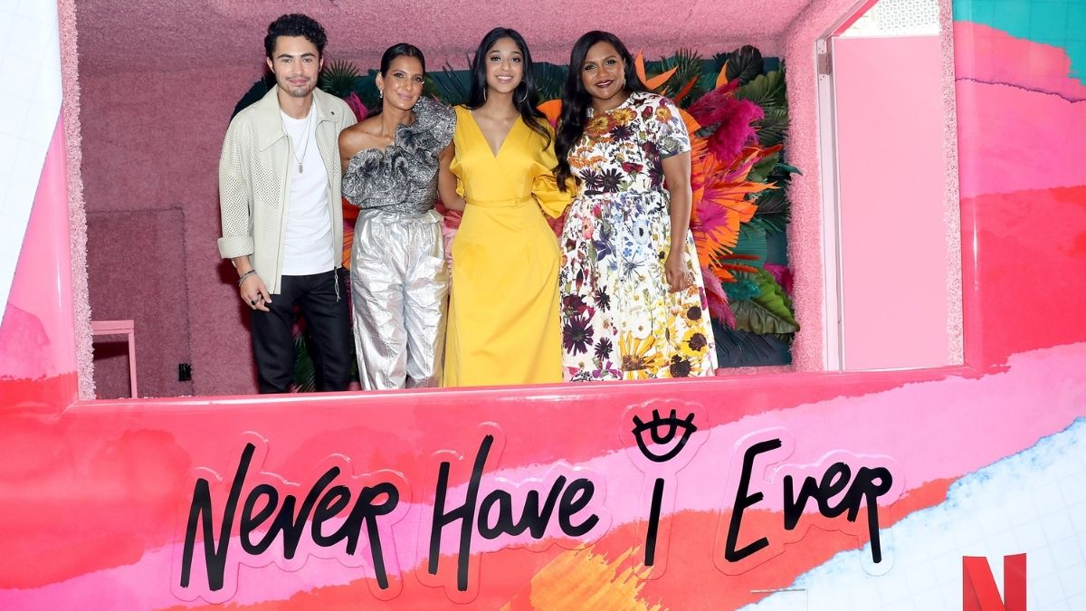Preview of the Never Have I Ever fan event