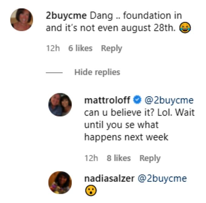 LPBW's Matt Roloff on Instagram
