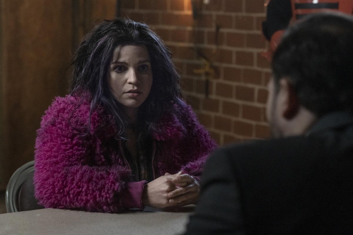 Paola Lazaro stars as Juanita 'Princess' Sanchez, as seen in Season 11 of AMC's The Walking Dead