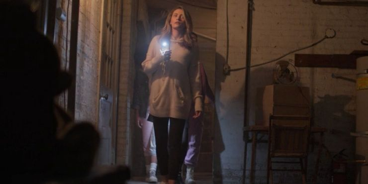 Paris Jackson stars as Maya, as seen in Episode 1 of FX's American Horror Stories