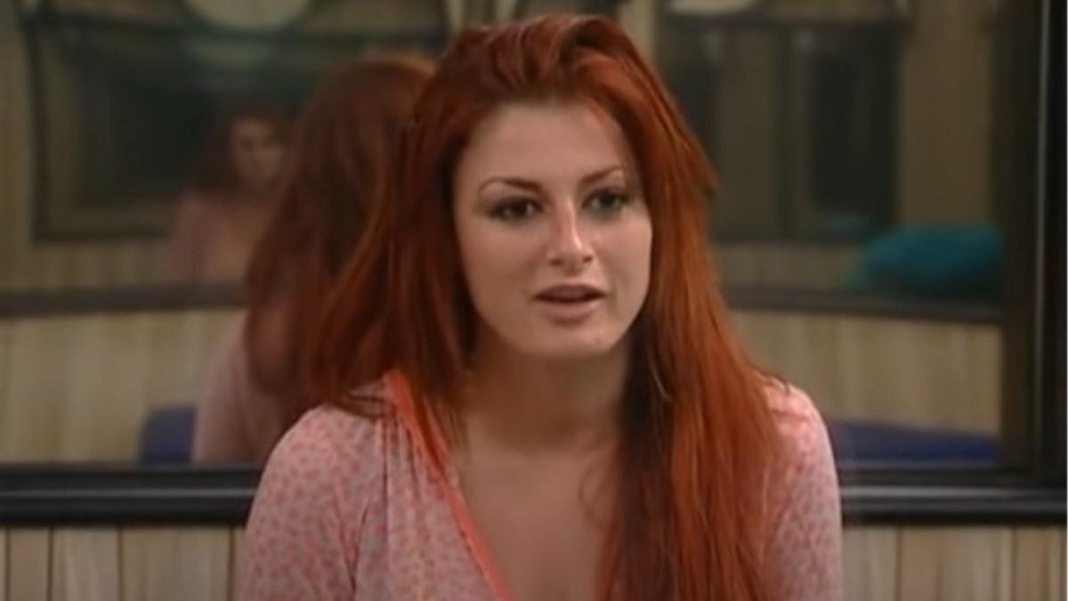Rachel Reilly On Big Brother