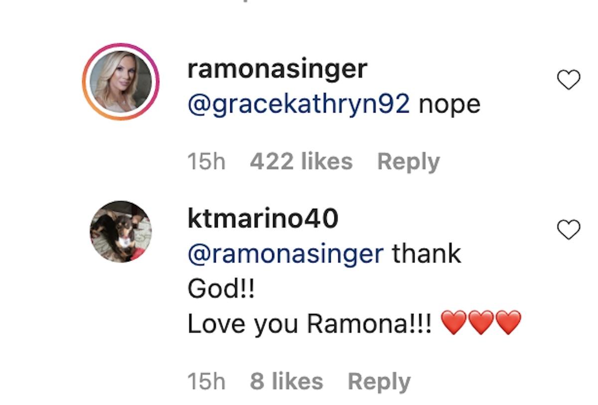 Ramona Singer RHOBH