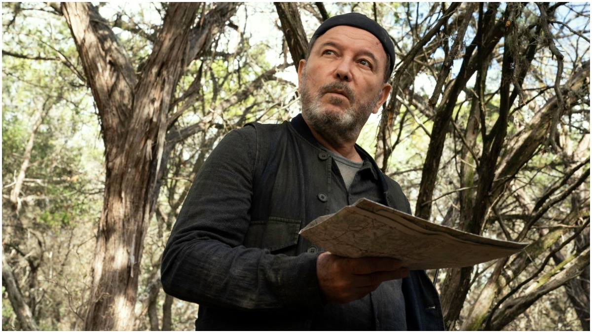 Ruben Blades stars as Daniel Salazar in Episode 10 of AMC's Fear the Walking Dead Season 6
