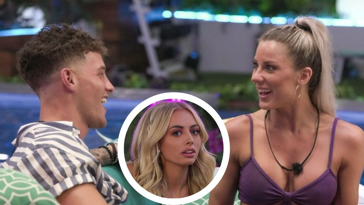 Love Island USA viewers are getting serious Mackenzie vibes from Shannon.