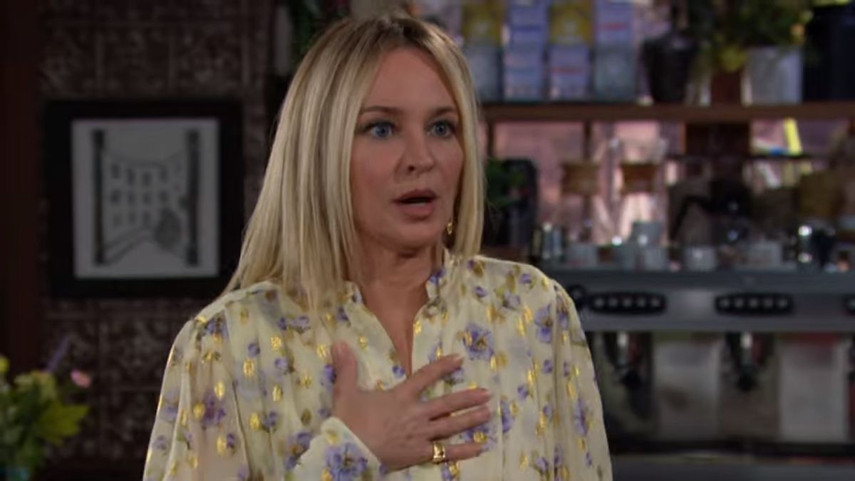 The Young and the Restless spoilers tease Chelsea and Sharon come face to face.