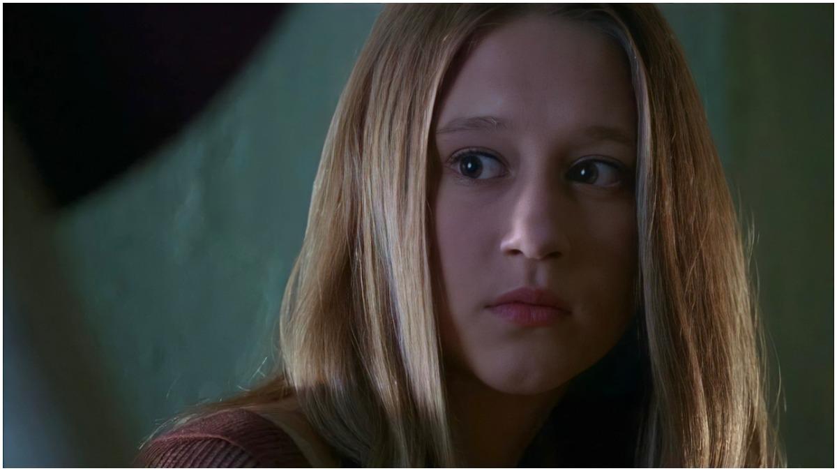 Taissa Farmiga stars as Violet in FX's American Horror Story