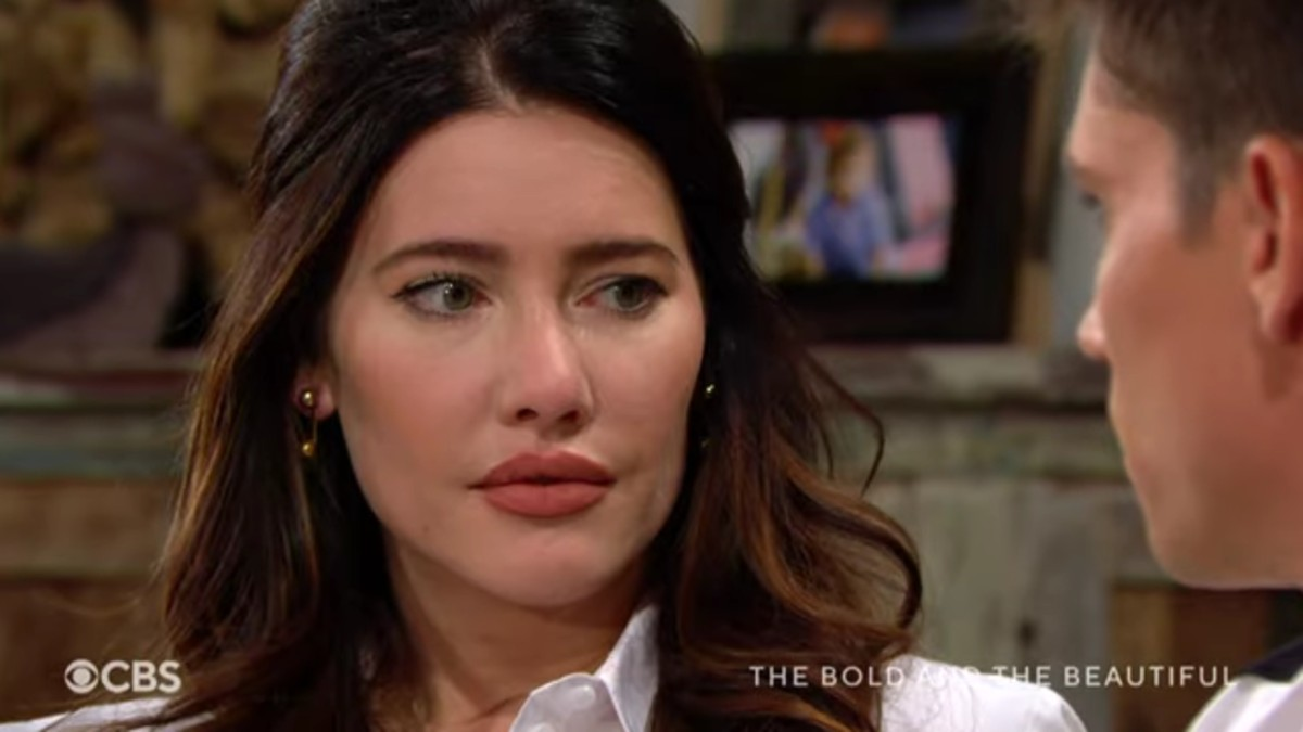 The Bold and the Beautiful's Steffy Forrester.