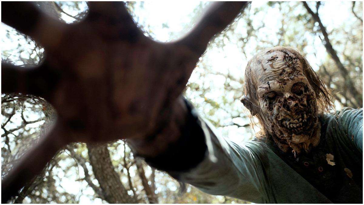 The single walker featured in Episode 9 of AMC's Fear the Walking Dead