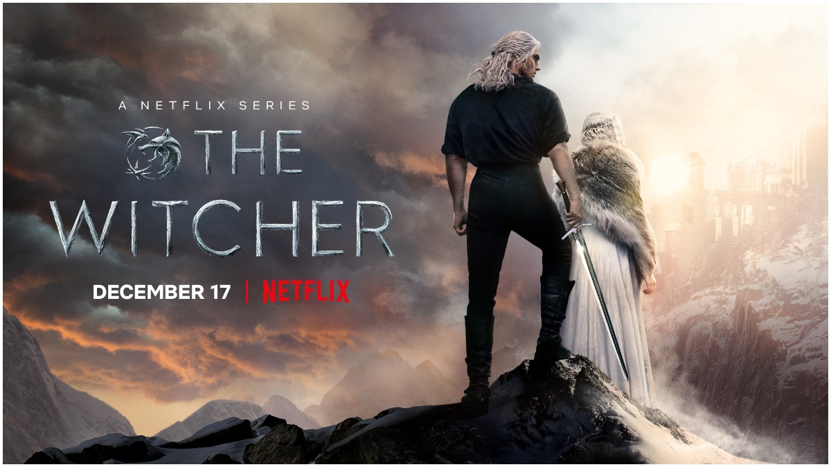 New key artwork for Season 2 of Netflix's The Witcher