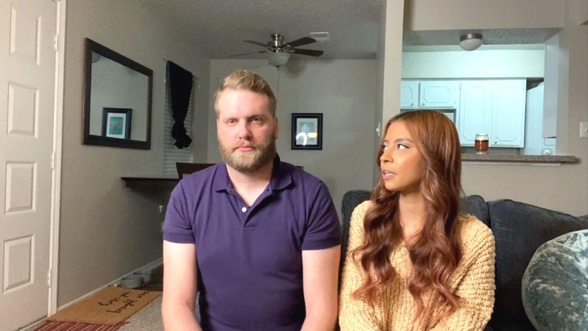 Tim and Melyza