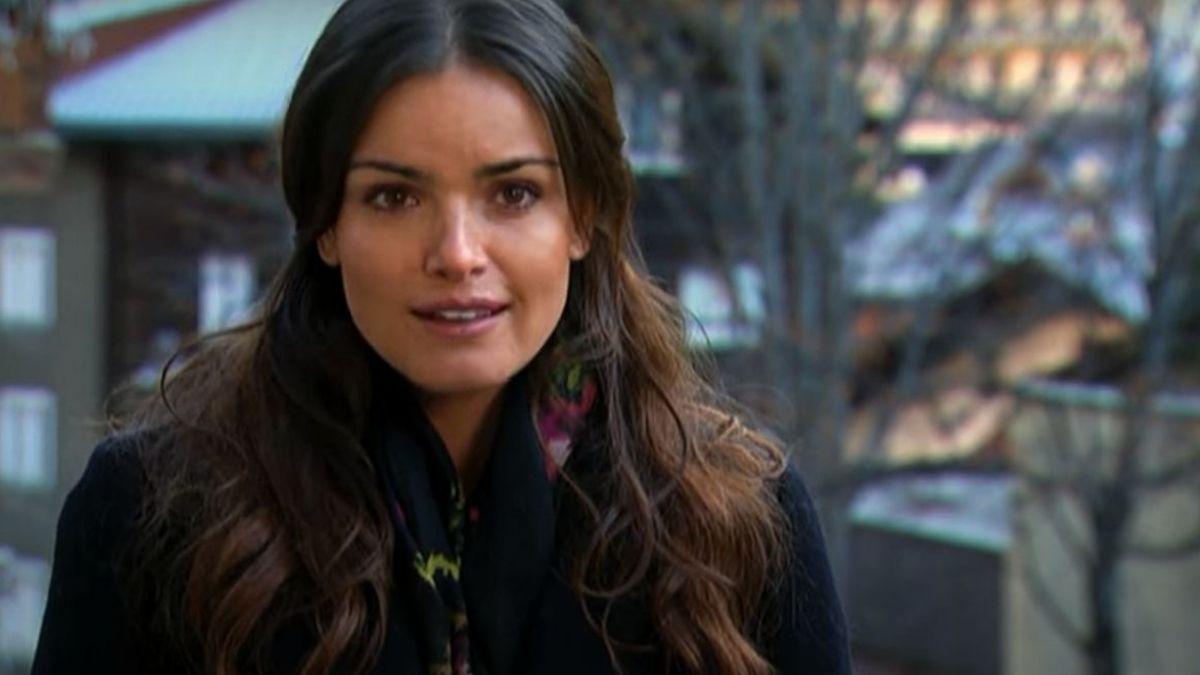 Courtney Robertson appeared on Ben Flajnik's season