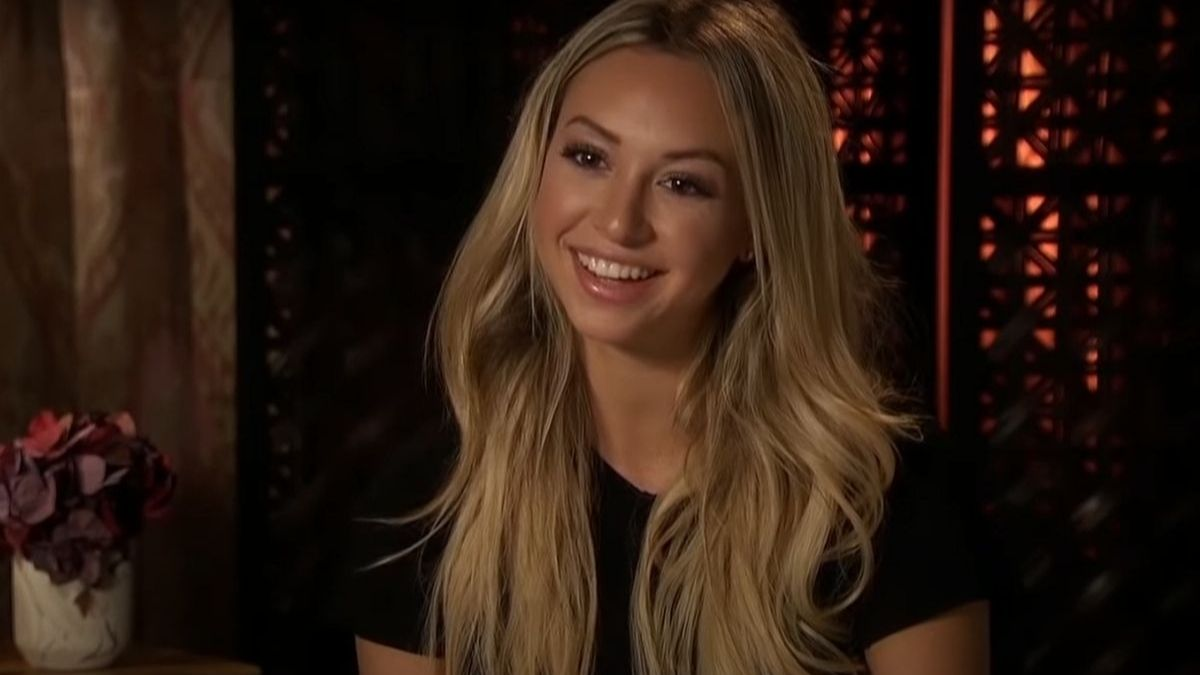 Corinne Olympios made quite a name for herself due to her antics on Nick Viall's season of The Bachelor